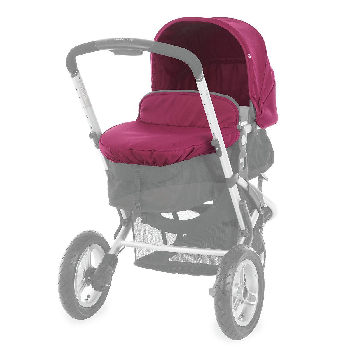 Mothercare Xpedior Colour Pack - Plum